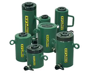 Load Return Cylinders