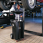 Lubrication Storage and Handling