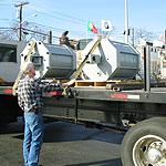 Metro Hydraulic Material Handling