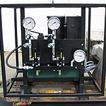 Metro Hydraulic Instrument Pallet