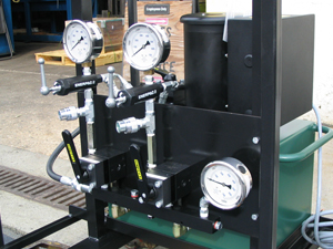 Specialized Simplex Pump