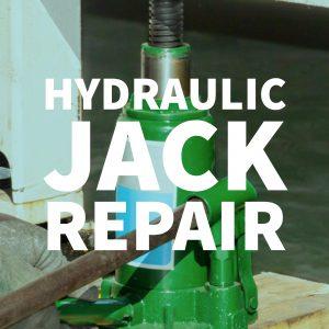 hydraulic jack repair